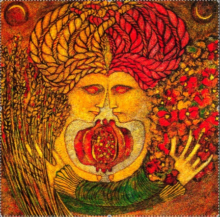 The Pomegranate Connection
